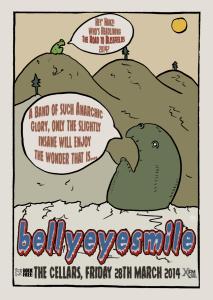 bellyeyesmile-Blissfields